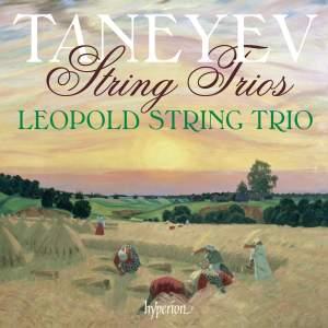 Taneyev - String Trios