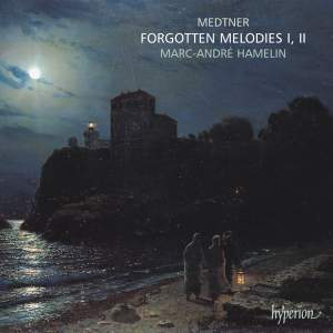Medtner: Forgotten Melodies