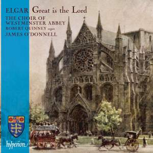 Elgar - Great is the Lord