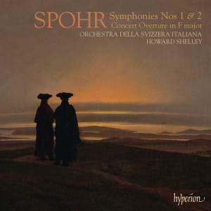 Spohr: Symphonies Nos. 1 & 2