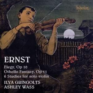 Ernst - Violin Music
