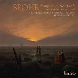 Spohr: Symphonies Nos. 4 & 5