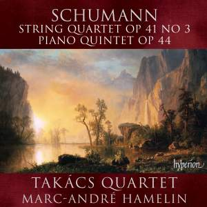 Schumann - String Quartet & Piano Quintet