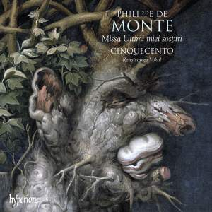 Philippe de Monte - Sacred Choral Music Product Image