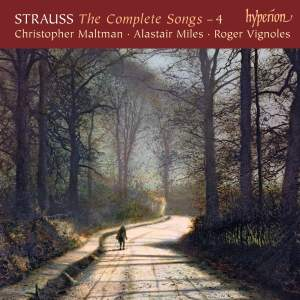 Richard Strauss: The Complete Songs 4 Product Image