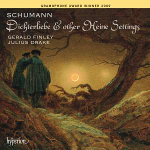 Schumann - Dichterliebe & other Heine settings
