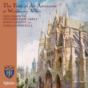 The Feast of the Ascension at Westminster Abbey