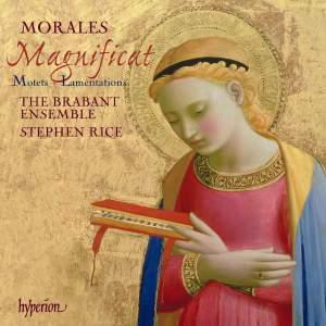Cristóbal de Morales - Magnificat, Motets & Lamentations