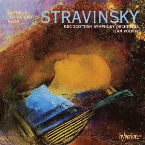 Stravinsky - Jeu de cartes