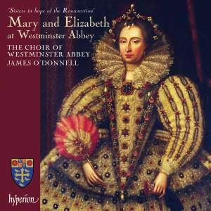 Mary and Elizabeth at Westminster Abbey