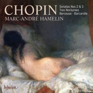 Chopin - Piano Sonatas Nos. 2 & 3