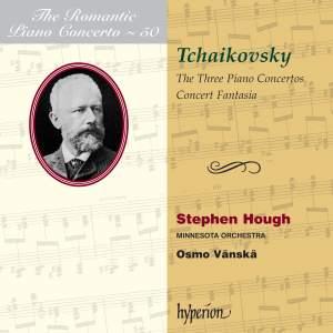 The Romantic Piano Concerto 50 – Tchaikovsky