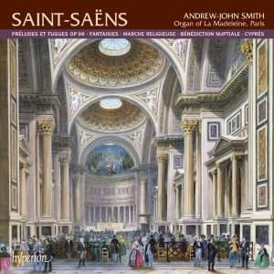 Saint-Saëns: Organ Music Volume 1