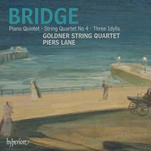 Bridge - Piano Quintet, String Quartet & Idylls Product Image