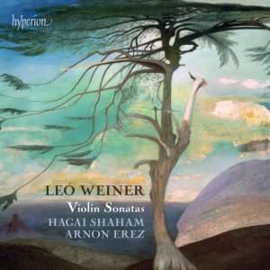 Leó Weiner - Violin Sonatas