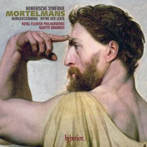 Mortelmans - Homerische Symfonie & other orchestral works