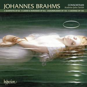 Brahms - Zigeunerlieder and other secular choral works