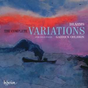Brahms: The Complete Variations