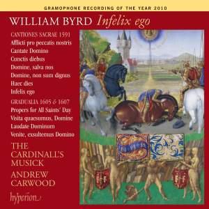 Byrd Edition Volume 13 - Infelix ego