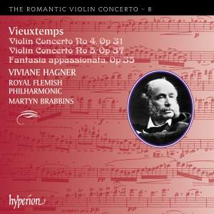 The Romantic Violin Concerto 8 - Vieuxtemps
