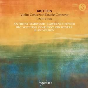Britten: Violin Concerto & Double Concerto