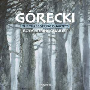 Górecki: The 3 String Quartets Product Image