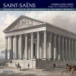 Saint-Saëns: Organ Music Volume 2 Product Image
