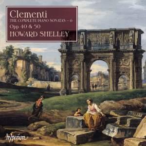 Clementi - Complete Piano Sonatas Volume 6