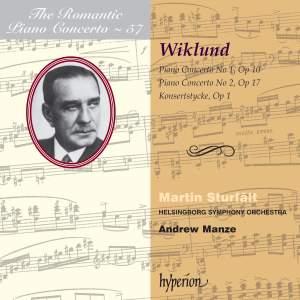 The Romantic Piano Concerto 57 - Wiklund