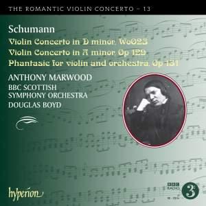 The Romantic Violin Concerto 13 - Schumann