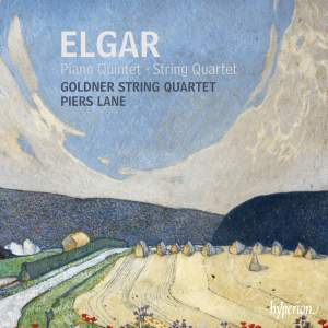 Elgar: Piano Quintet & String Quartet Product Image