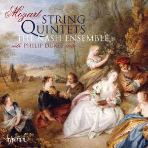 Mozart: String Quintets Nos. 1-6 Product Image