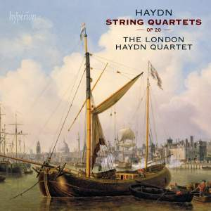 Haydn: String Quartets, Op. 20 Product Image