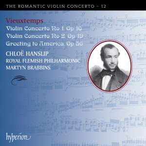 The Romantic Violin Concerto 12 - Vieuxtemps