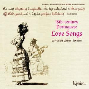 18th-century Portuguese Love Songs