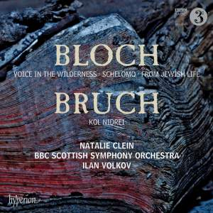 Bloch/Bruch: Schelomo, Kol Nidrei & other works