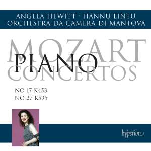 Mozart: Piano Concertos Nos. 17 & 27