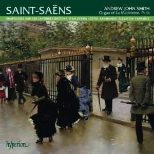 Saint-Saëns: Organ Music Volume 3