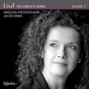 Liszt: The Complete Songs Volume 2 - Angelika Kirchschlager