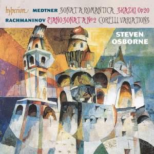 Medtner & Rachmaninov: Piano Sonatas