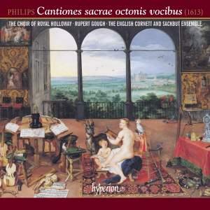 Philips, P: Cantiones sacrae octonis vocibus