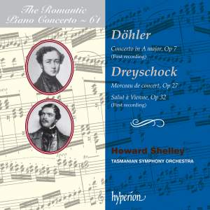 The Romantic Piano Concerto 61 - Döhler & Dreyschock