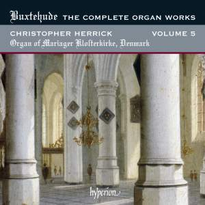 Buxtehude - Complete Organ Works Volume 5