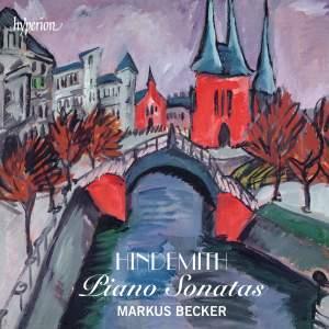 Hindemith: Piano Sonatas