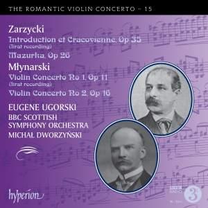 The Romantic Violin Concerto 15 - Młynarski & Zarzycki