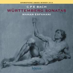 CPE Bach: Württemberg Sonatas