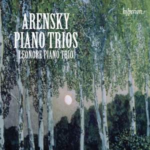 Arensky: Piano Trios Product Image