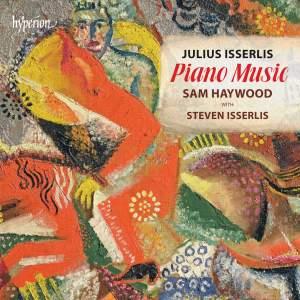 Julius Isserlis: Piano Music