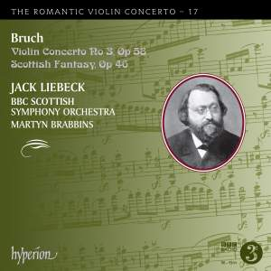 The Romantic Violin Concerto 17 - Bruch