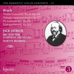 The Romantic Violin Concerto 21 - Bruch